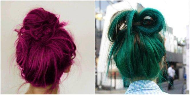 chignon-per-i-capelli-colorati-speciali-in-estate-2014